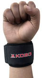 Kobo 3682 Wrist Support Free Size (Black), (1 Piece)