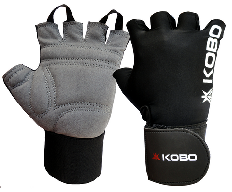 KOBO Weight Lifting Gym Gloves (WTG-09)