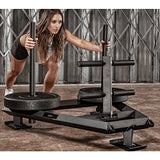 Kobo Sled System Push, Pull Or Drag 4-Post Sled for Fitness (Imported)