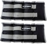 Kobo Aerobic Cardio Home Gym Exercise & Fitness (Imported) Ankle Weight Pair