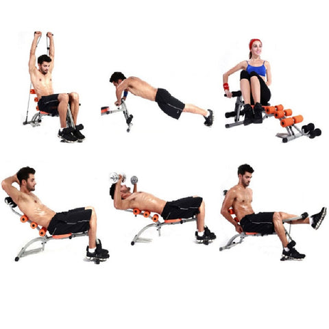 Kobo Wonder Core Six Pack Care Ab Exerciser/ Home Gym – kobosports