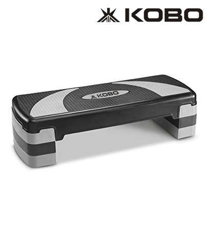 Kobo Aerobic Step Board Ab Care Rocket Stepper Gym