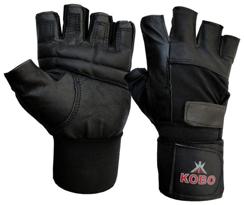 KOBO Weight Lifting Gym Gloves (3614)