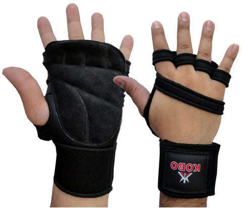 KOBO Weight Lifting Gym Gloves (3613)