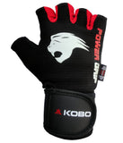 KOBO Weight Lifting Gym Gloves (WTG-08)