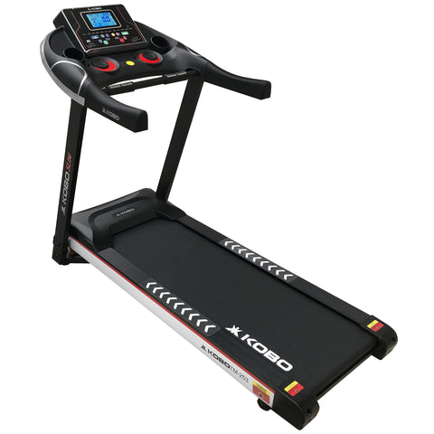 Kobo TM-253 2.5 H.P Motorized Treadmill with 5 Inches LCD Screen (Free Installation Assistance)