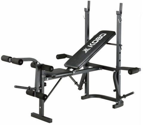 Kobo Exercise Weight Lifting Imported Home Gym Foldable Bench