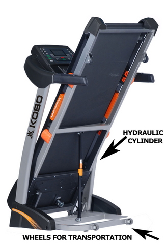TM-302 Treadmill  (3 H.P)