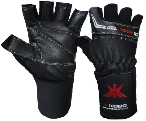 KOBO Weight Lifting Gym Gloves (WTG-01)
