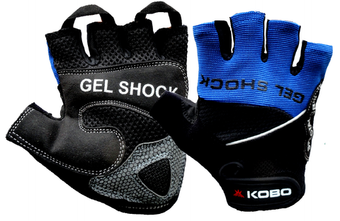 KOBO Weight Lifting Gym Gloves (WTG-04)