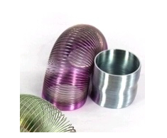 58MM Round Metallic Slinky