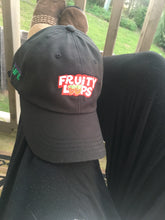 Black Fruity Loops Hooded Sweatshirt + Fruity Loops Dad cap Pack