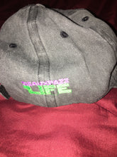 Limited Edition Charcoal Black Fruity Loops dad cap