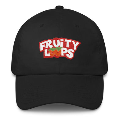 Fruity Loops Dad Cap