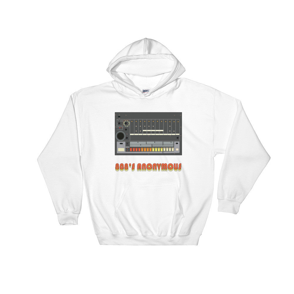 808's Anonymous Hoodie
