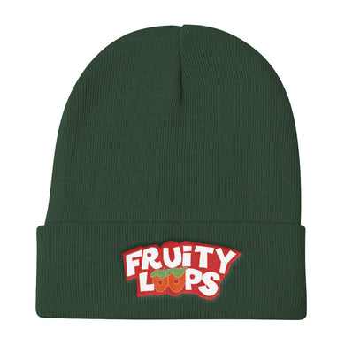 Fruity Loops Knit Beanie
