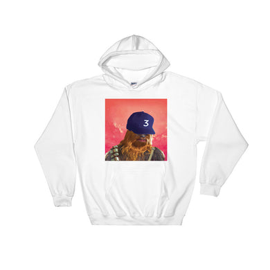 Chewie the Rapper Hooded Sweatshirt