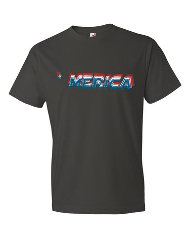 'Merica Short sleeve t-shirt