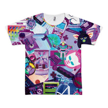90s Tech Boom Short sleeve t-shirt (unisex)