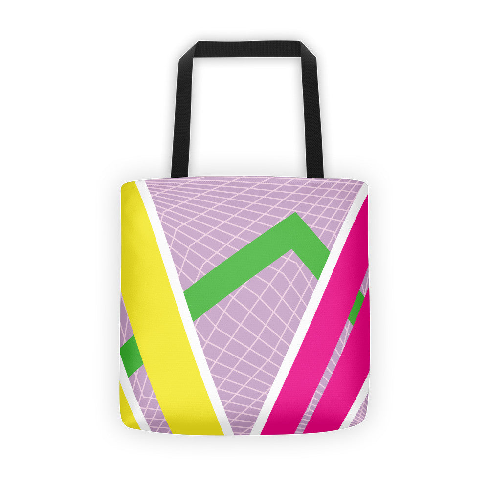 Deauxpazz Retro Tote bag