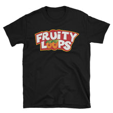 Black Fruity Loops T-Shirt + Black Fruity Loops Dad Cap G Pack