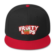 Fruity Loops Wool Blend Snapback