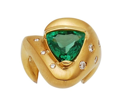 Gordon Aatlo Legacy Collection - 18k gold Ring Setting