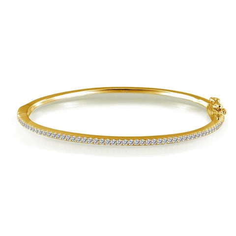Lafonn Classic Diamond Stacking Bangle