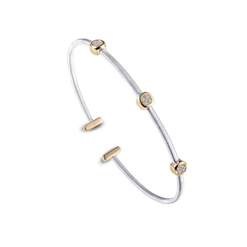 Lafonn Milano Lasairre Diamond Bangle Bracelet