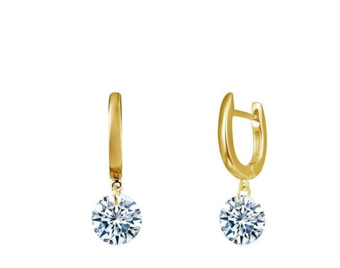 Lafonn Diamond Drop Earrings
