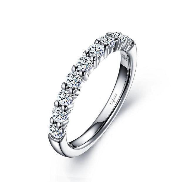 Lafonn Half Eternity Band With .75 Carats Lassiare Diamonds