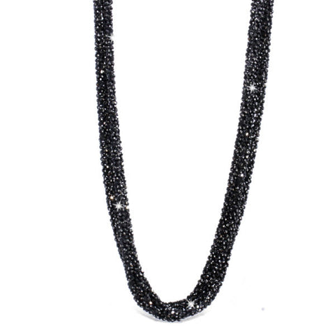 Peter Storm Multi Strand Smoke Silver Chain Necklace - Aatlo Jewelry Gallery