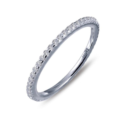 Lafonn Lassiare Diamond Eternity Stackable Band - Aatlo Jewelry Gallery