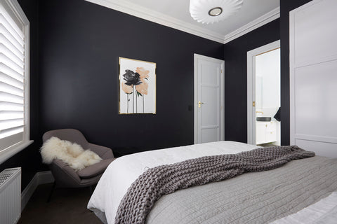 Jason & Sarahs week 2 guest bedroom season 13 of channel nines the block full room angle