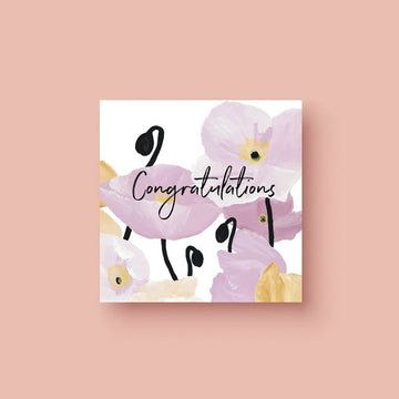 Congratulations - Greeting Card - Greeting Cards