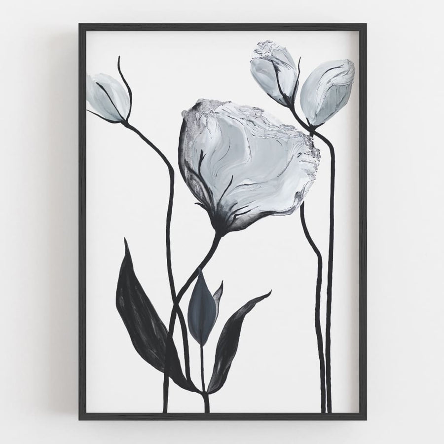 Display Stock | Fine Art Prints - Refined 50 x 70cm Black Frame - Open Edition Fine Art Print
