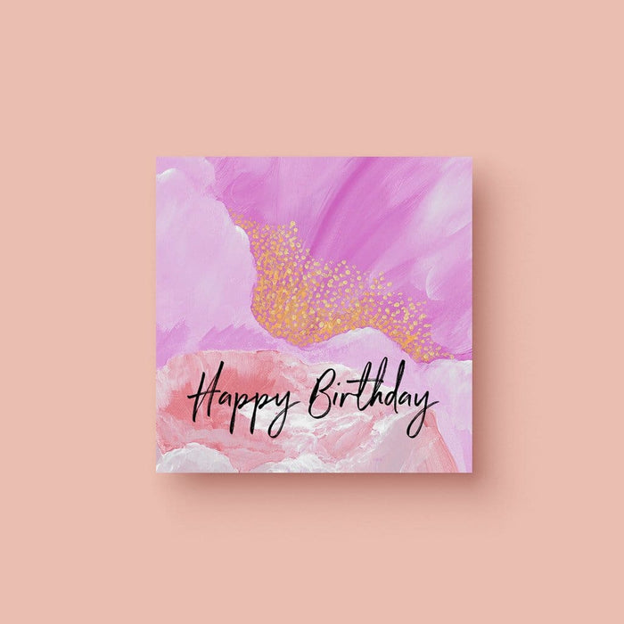 Happy Birthday - Greeting Card - Greeting Cards