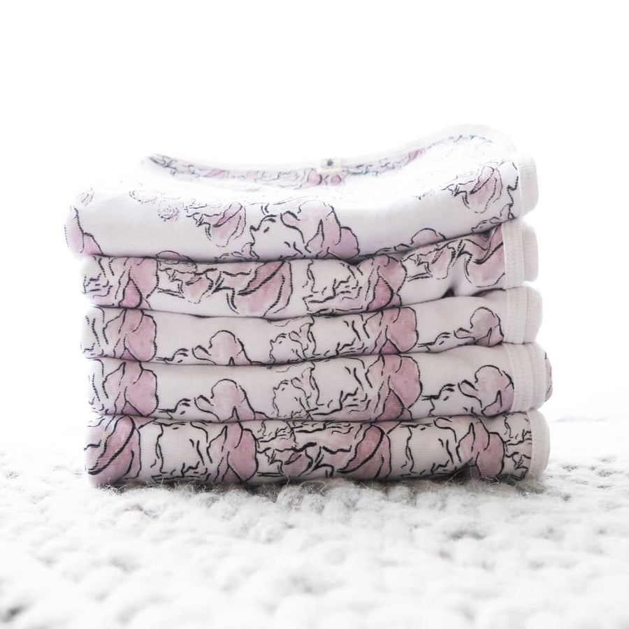 Peony Love Baby Blanket - Blankets