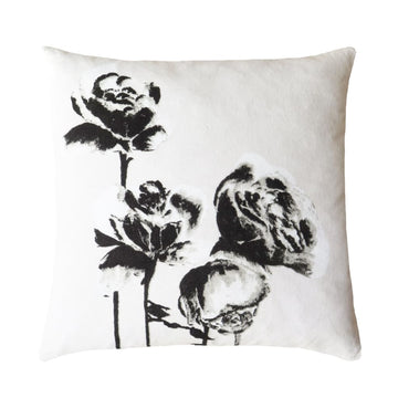 Poised Velvet Cushion - Cushion