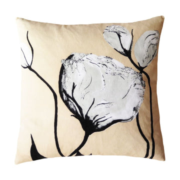 Refined Velvet Cushion - Cushion