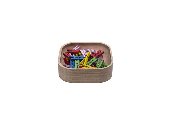 Customized Desk Organizer Set Natura with Your Name