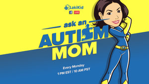 Ask An Autism Mom - Weekly Facebook Live Show