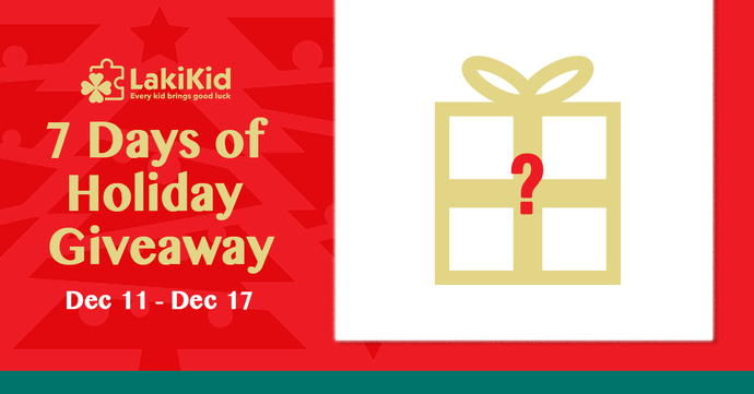 7 Days of Holiday Giveaway