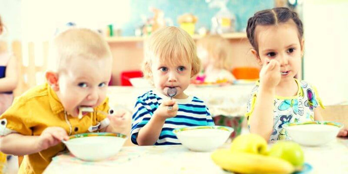 Back To School With Picky Eaters