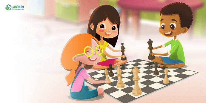 Chess:  A Skill and Social Tool for Children with Autism