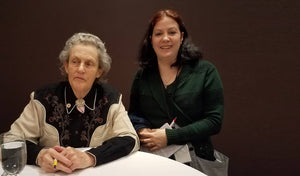 Temple Grandin - The Meeting of a Legend