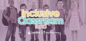 AdoptAClassroom.org Partnership and the Inclusive Classroom Fund