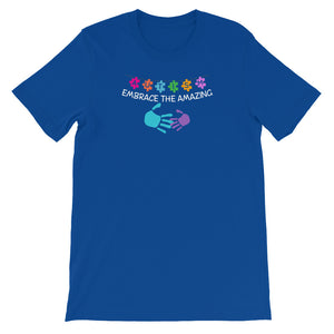 Autism Mom T Shirts | Embrace the Amazing - LakiKid