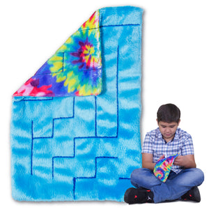 Sensory Fidget Marble Maze Mat - Great Sensory Toy for Autism, - LakiKid