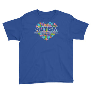 Support Educate Advocate | LakiKid Autism Awareness Shirt for Kids - LakiKid